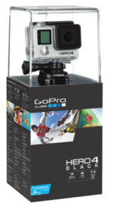 [GOPRO] 16/고프로/HERO4 BLACK/2X THE PERFORMANCE YET AGAIN